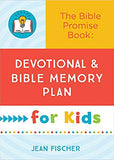 Bible Promise Book: Devotional and Bible Memory Plan for Kids (Jean Fischer) - KI Gifts Christian Supplies