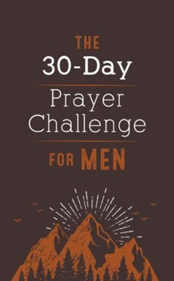 30-Day Prayer Challenge for Men (Jess MacCallum) - KI Gifts Christian Supplies