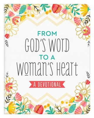 From God's Word to a Woman's Heart: A Devotional (Janice Thompson) - KI Gifts Christian Supplies
