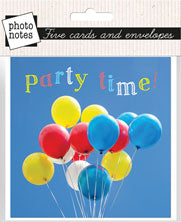 Photonotes: Balloons - Party Time - KI Gifts Christian Supplies