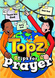 Topz Tipz on Prayer (Alexa Tewkesbury) - KI Gifts Christian Supplies