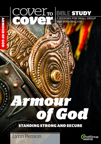 Cover to Cover Bible Study : The Armour of God - KI Gifts Christian Supplies