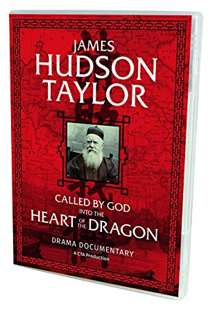 James Hudson Taylor: Called by God Into the Heart of the Dragon DVD - KI Gifts Christian Supplies