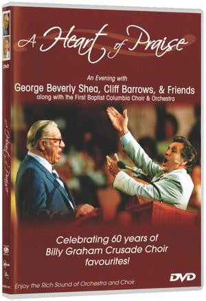 A Heart Of Praise DVD - KI Gifts Christian Supplies