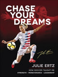 Chase Your Dreams How Soccer Taught Me Strength, Perseverance, and Leadership - KI Gifts Christian Supplies