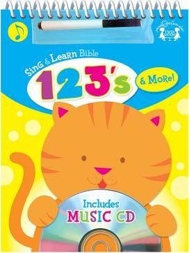 Sing & Learn Bible 123s & More - KI Gifts Christian Supplies