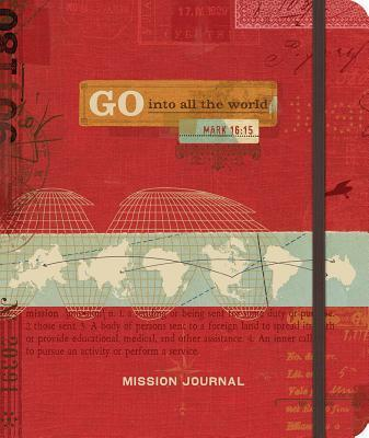 Go Into All The World Mission Journal (Flex) - KI Gifts Christian Supplies