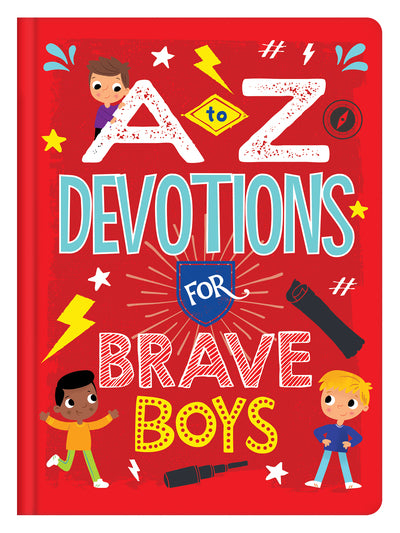 A to Z Devotions for Brave Boys - Matt Koceich