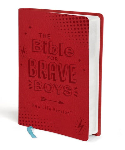 The Bible For Brave Boys - New Life Version
