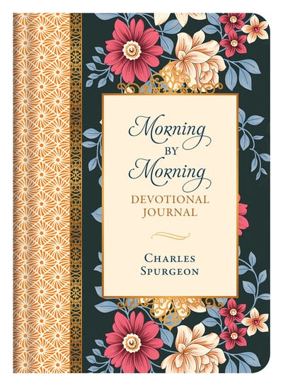 Morning By Morning Devotional Journal (Charles Spurgeon)