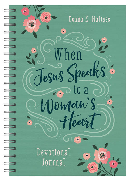 When Jesus Speaks to a Woman's Heart: Devotional Journal