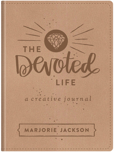 The Devoted Life - A Creative Journal - KI Gifts Christian Supplies