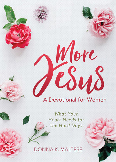 More Jesus - A Devotional for Women HC - KI Gifts Christian Supplies