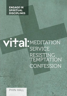 Vital #3: Meditation, Service, Resisting Temptation, Confess - KI Gifts Christian Supplies