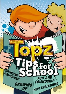 Topz Tips for School - KI Gifts Christian Supplies