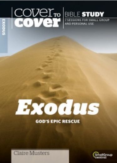 Cover to Cover - Exodus - KI Gifts Christian Supplies