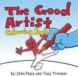 The Good Artist Colouring Book