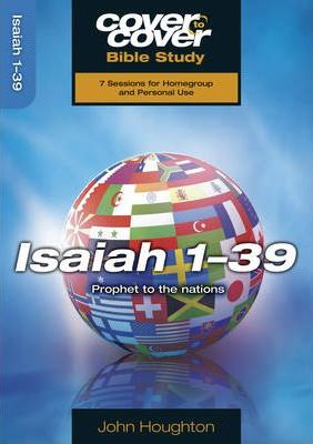Cover To Cover Bible Study: Isaiah 1-39 - KI Gifts Christian Supplies