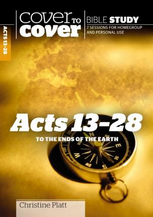 Cover To Cover Bible Study: Acts Part 2 - KI Gifts Christian Supplies