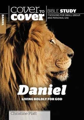 Daniel: Cover To Cover Bible Study - KI Gifts Christian Supplies