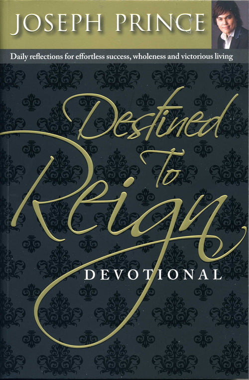 Destined To Reign Devotional - KI Gifts Christian Supplies