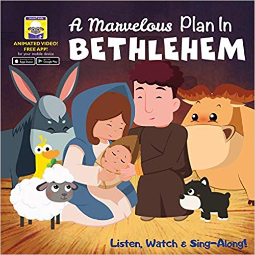 A Marvelous Plan in Bethlehem Videobook BB (Twin Sisters®) - KI Gifts Christian Supplies