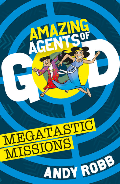 Amazing Agents of God: Megatastic Missions - KI Gifts Christian Supplies