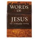 Box Of Blessings: Words of Jesus