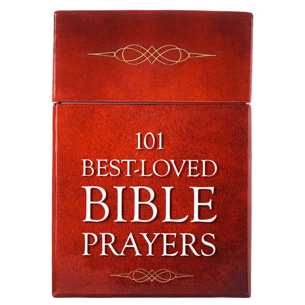 101 Best Loved Bible Prayers