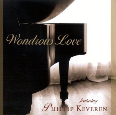 Wondrous Love CD - Piano & Praise
