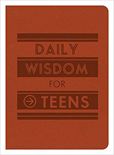 Daily Wisdom for Teens (Barbour) - KI Gifts Christian Supplies