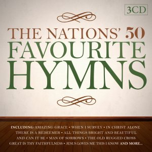 The Nations' 50 Favourite Hymns - KI Gifts Christian Supplies