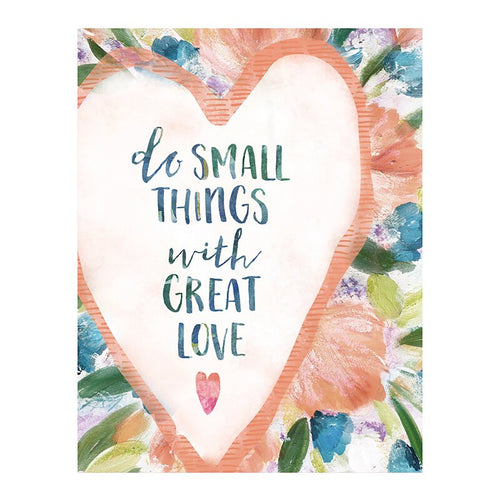 Square Magnets - Small Things Great Love