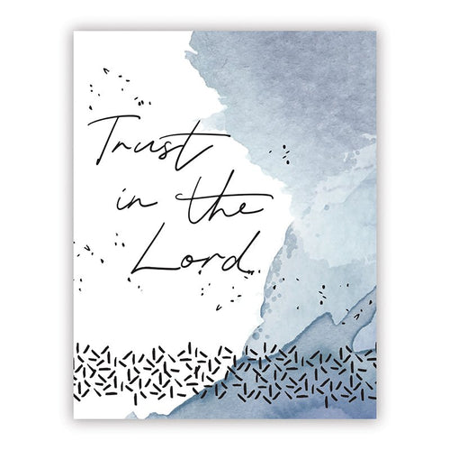 Square Magnets - Trust In The Lord