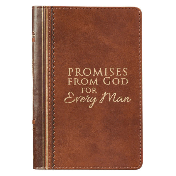 Promises from God for Every Man (brown)