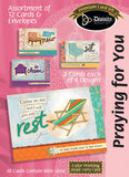 Boxed Cards: Praying For You - KI Gifts Christian Supplies
