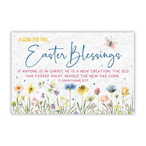 Pass it On (25 Cards) - Easter Blessings