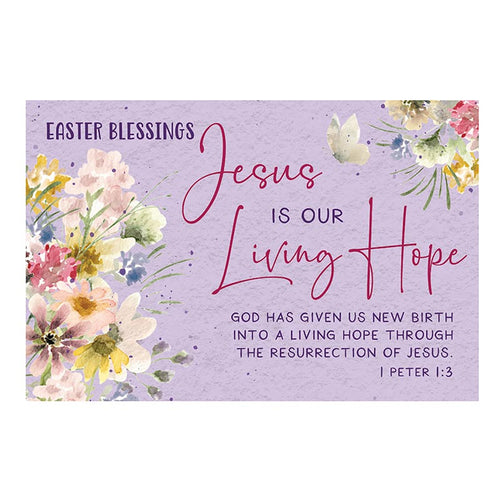 Pass it On (25 Cards) - Jesus is our Living Hope
