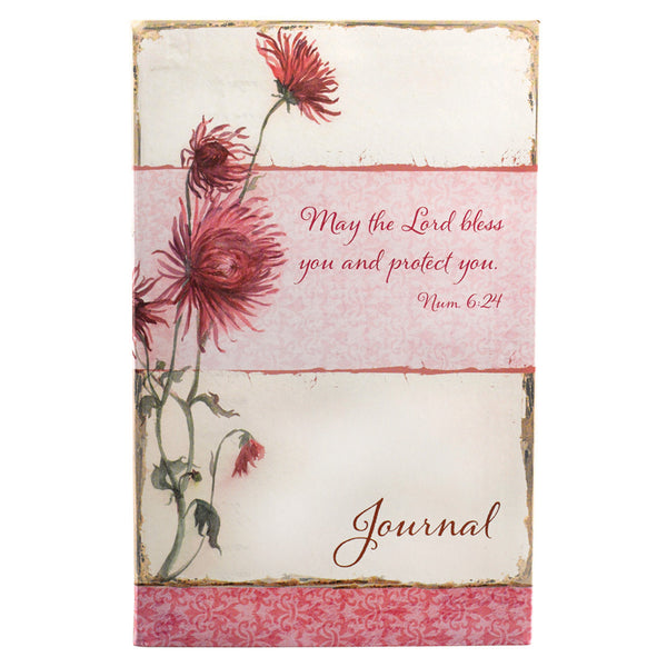 Journal - May The Lord Bless You Numbers 6:24