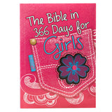 The Bible in 366 Days for Girls