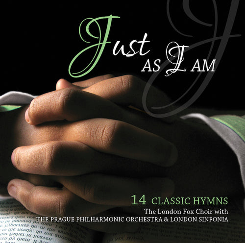 Just as I Am  : 14 Orchestral Hymns CD