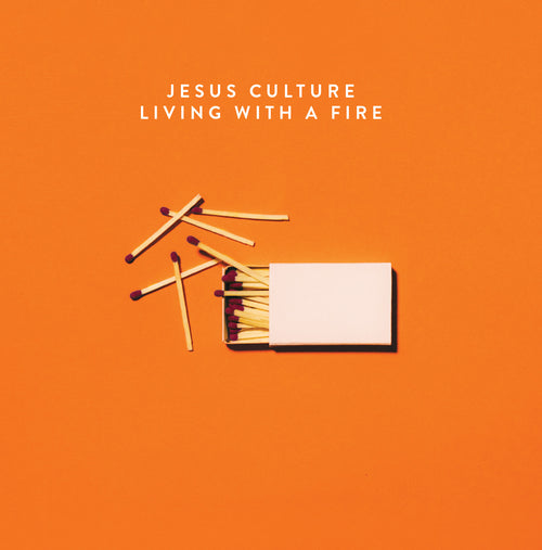 Living With a Fire: Live in Sacremento CD - KI Gifts Christian Supplies