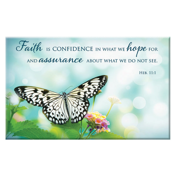 Magnet: Faith is Confidence