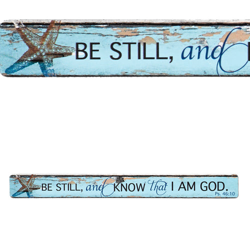 Magnetic Strip: Be Still and Know