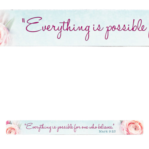 Magnetic Strip: Everything is Possible