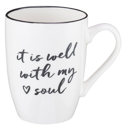 Coffee Mug – It Is Well With My Soul