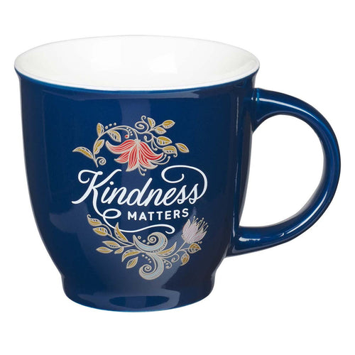 Ceramic Coffee Mug - Kindness Matters
