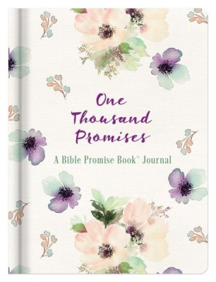 One Thousand Promises - A Bible Promise Book Journal HC (Shanna D. Gregor) - KI Gifts Christian Supplies