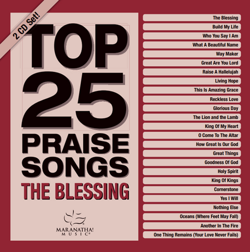 Top 25 Praise Songs - The Blessing
