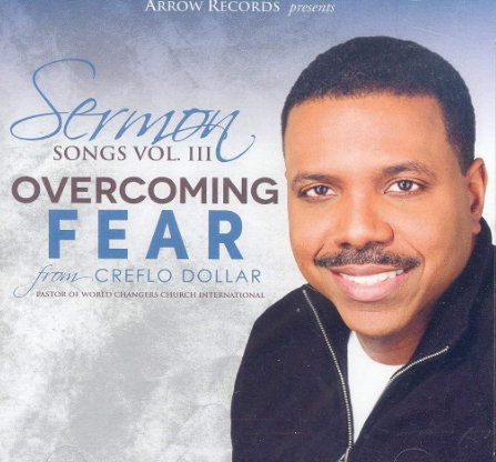 Creflo Dollar: Sermon Songs Vol 3 (CD+DVD) - KI Gifts Christian Supplies